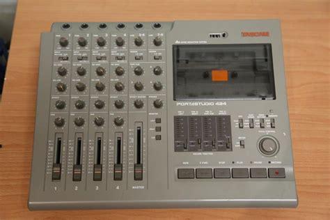 tascam portastudio cassette 4 track cassette recorder for sale classifieds