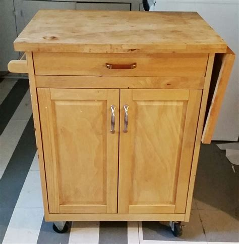 Cutting Board Kitchen Island | letgo cutting board top kitchen island o in houston tx