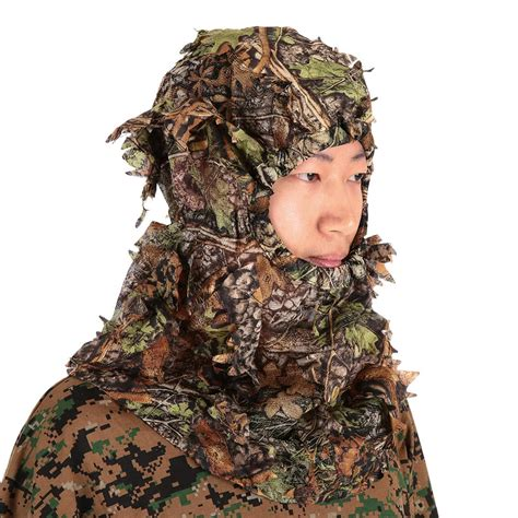 leaf pattern camouflage camouflage leafy hunting ghillie hoo end 3 22 2018 5 15 pm