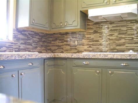 Glass Tile Kitchen Countertop by Kitchen Decor Inc Kitchen Countertops Tile