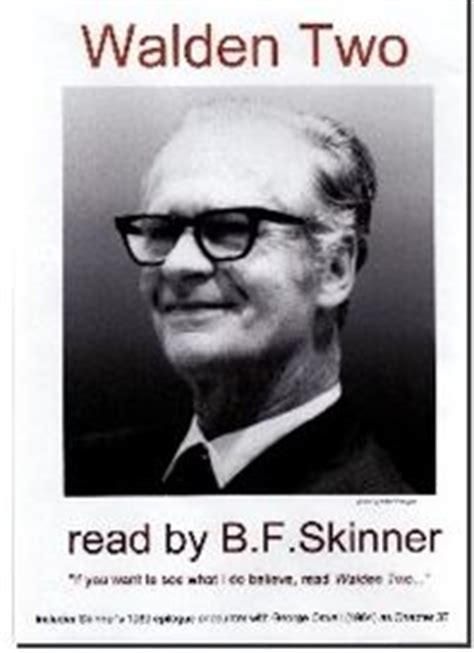 walden two audiobook the b f skinner foundation biographical information
