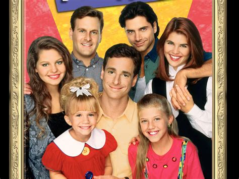 the cast of full house full house full house wallpaper 32318668 fanpop