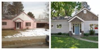 before and after homes remodelaholic home tour lindsay and drew s flip house