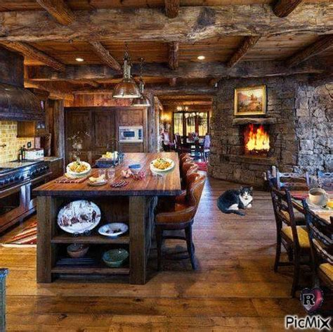 53 sensationally rustic kitchens in mountain homes 53 sensationally rustic kitchens in mountain homes