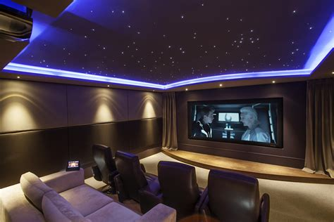 modern home theater discover impeccable luxury with modern home theater