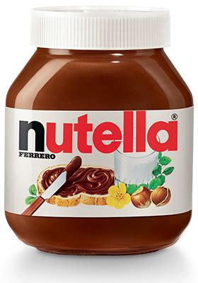 imagenes png nutella valeur nutritionelle et gamme de produit nutella