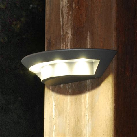 Led Outdoor Wall Lights Enhance The Architectural Led Outdoor Landscape Lights