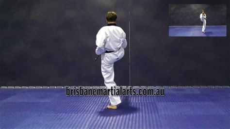 youtube taekwondo pattern 1 patterns koryo poomse brisbane taekwondo centre youtube