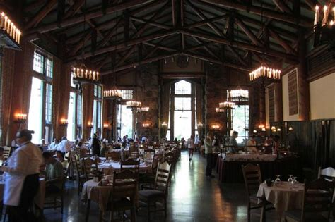 the ahwahnee hotel dining room dinning room itself was the best part picture of the