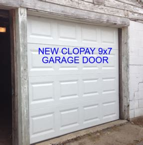 9x7 Garage Door Orion Garage Door Collection With 9x7 9x7 Garage Door Sale