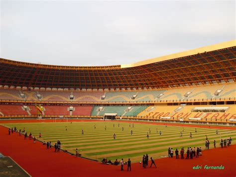 stadion internasional  indonesia kaskus