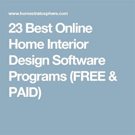 best interior design software best 20 free interior design software ideas on
