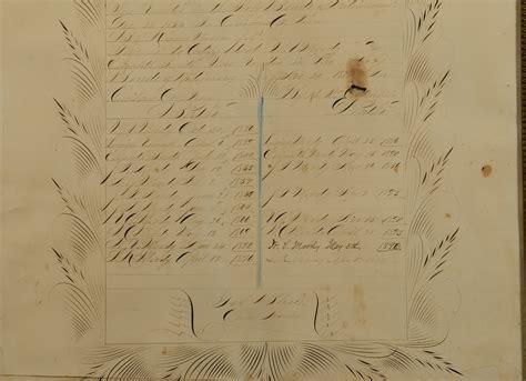 Knoxville Marriage Records Lot 100 Tn Civil War Union Birth Record