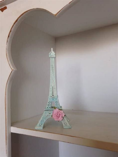 paris home decor accessories blue eiffel tower decorations paris decor shabby chic