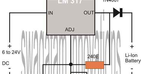 lithium ion battery charger circuit simplest safest li ion battery charger circuit