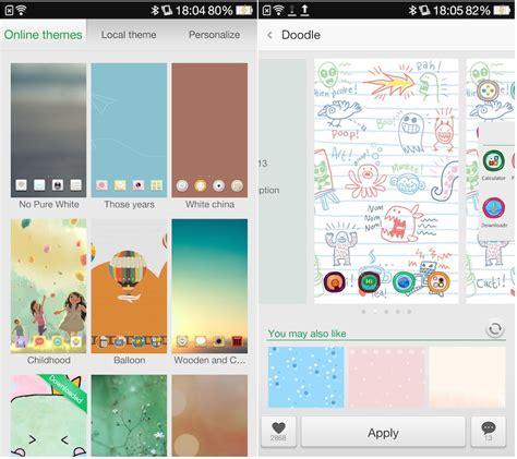 oppo themes store mamaktalk review oppo find 7 and oppo find 7a