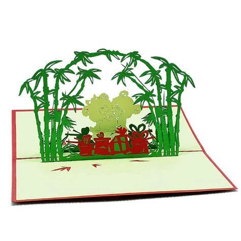 3d pop up christmas cards