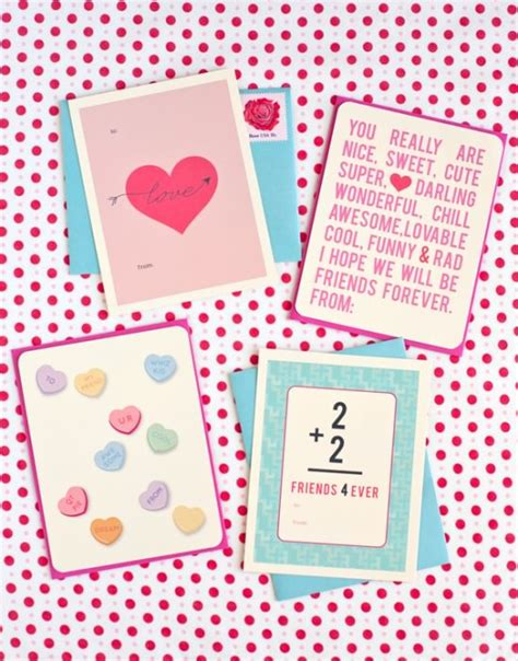 valentines class 35 printable valentines day cards and activities free