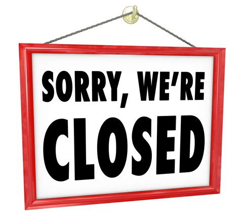 business closed sign template business closed sign template 28 images office closed