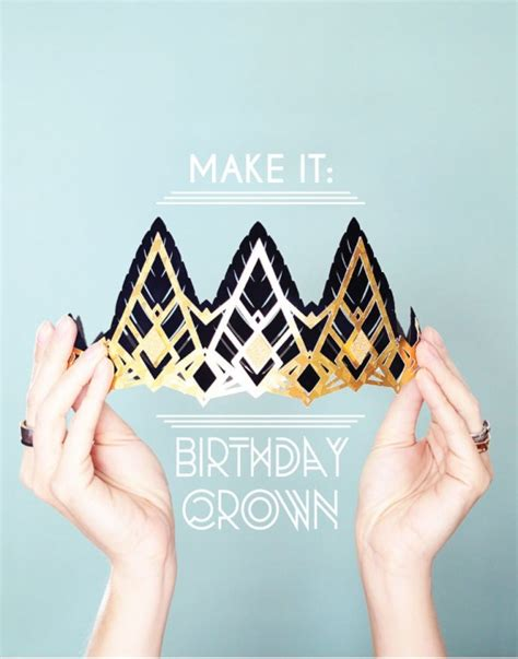 How To Make Crowns Out Of Construction Paper - how to make a birthday crown out of construction paper