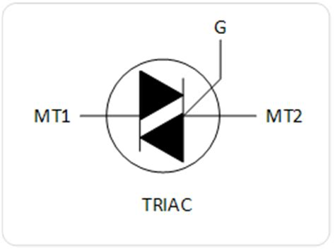 diode triac basic types of thyristors and applications electronics infoline