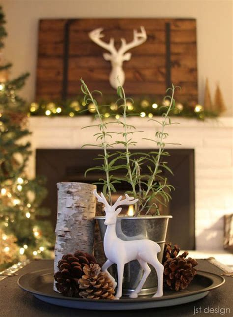 45 most pinteresting rustic christmas decorating ideas