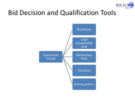 bid bid apmp foundation opportunity qualification