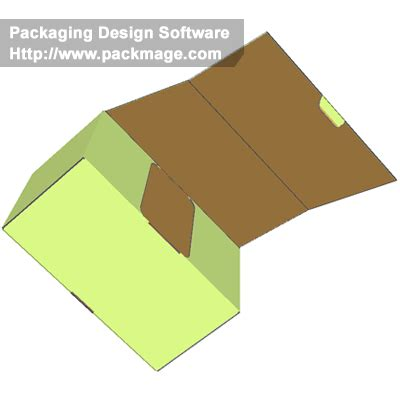 dispensers display corrugated and folding carton box