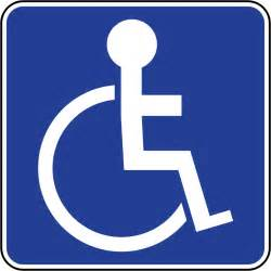 Disabled Parking Template by File Brunei Road Sign Disabled Parking Svg