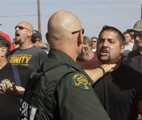 Longview Wa Arrest Records Arrests Made Stemming From Longview Union Protests Knkx