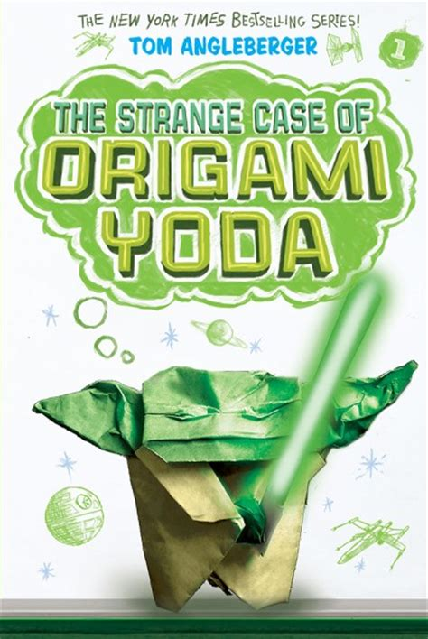 Origami Yoda Author - the strange of origami yoda origami yoda 1