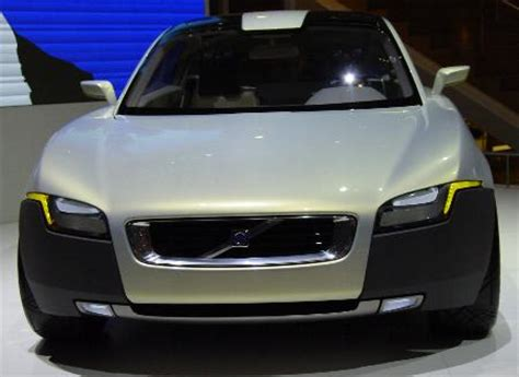 rank volvo car pictures  volvo ycc concept
