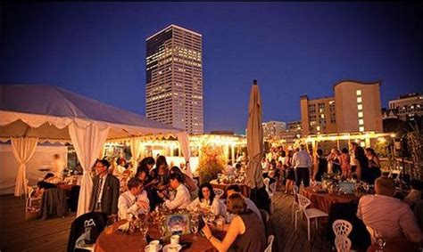 the united nations dining room and rooftop patio most idyllic spots to celebrate your wedding in new york