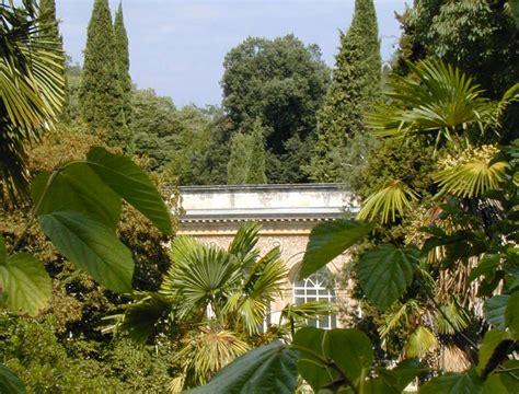 le jardin des plantes tourisme montpellier