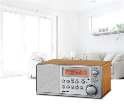 Ddr Cabinet by Sangean Ddr 31bt Dab Fm Rds Aux In Bluetooth