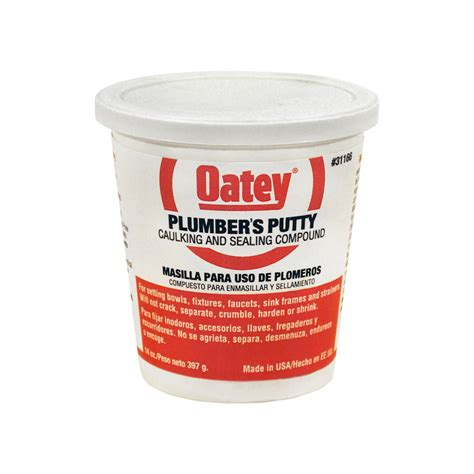 Plumbers Putty Faucet by Shop Oatey Plumber S Putty At Lowes