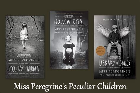 riot reads series review miss peregrine s home for