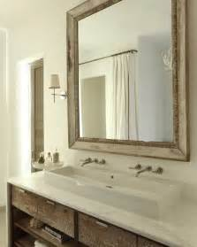 trough bathroom sink and vanity trough sink bathroom vanity design ideas