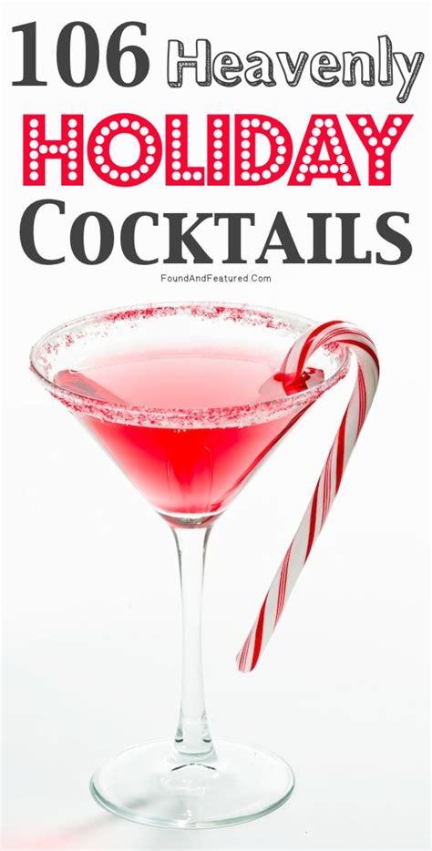 best unique cocktail drinks 96 best tis the season vintage holidays images on