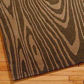 Wood Grain Rug by B February 2009
