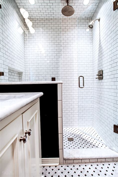 white subway tile walk in shower shower subway tiles contemporary kitchen pulp design