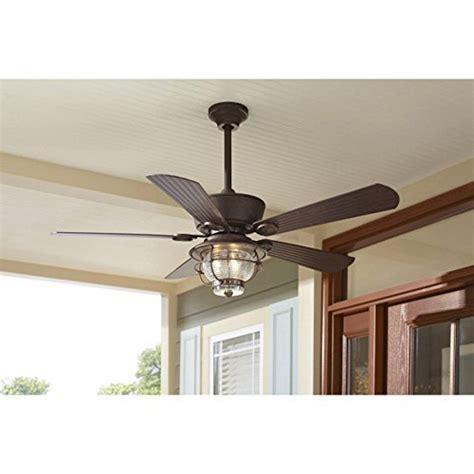 downrod mount ceiling fan merrimack 52 inch antique bronze downrod mount ceiling fan