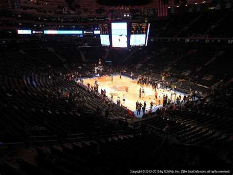 madison square garden section 215 madison square garden section 215 new york knicks