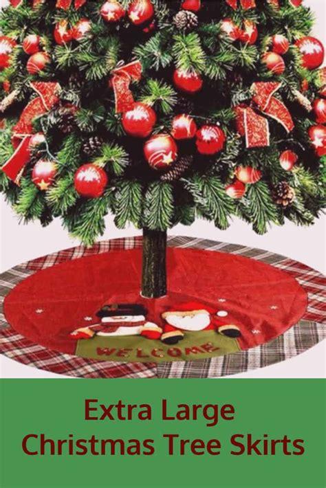 burlap christmas tree skirts   home ideas