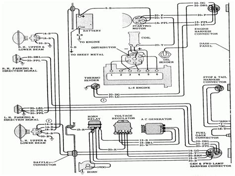 65 chevy truck wiring diagram 29 wiring diagram images
