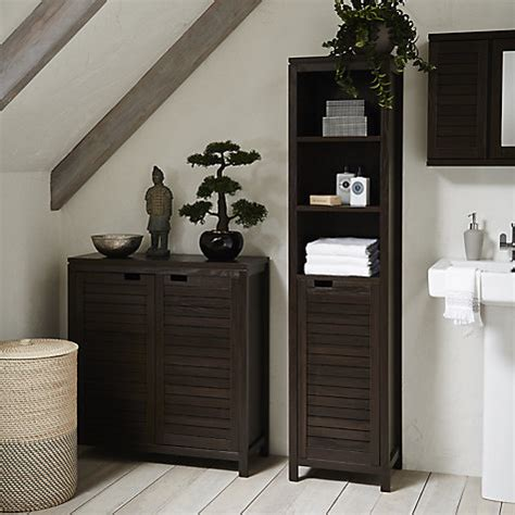 Bali Bathroom Furniture by Buy Lewis Bali Bathroom Tallboy Lewis