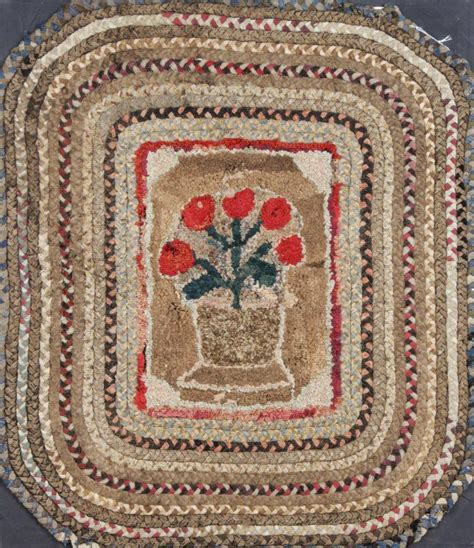 Antique Braided Rugs by 17 Best Images About Braided Rugs On Folk