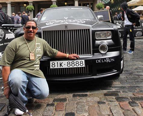 owner rolls royce phantom 81k 8888 appears learning