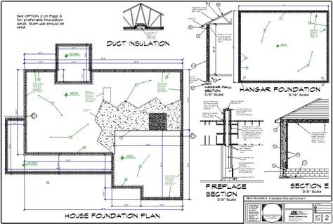 hangar home floor plans