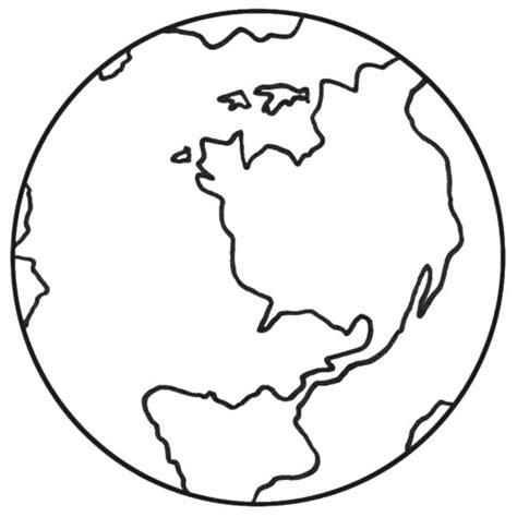 small earth coloring page earth coloring pages earth day coloring pages